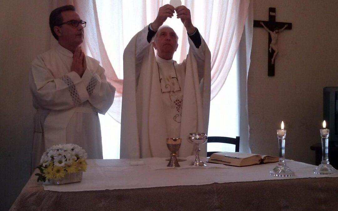 S. Messa Pasquale nella Casa di Riposo
