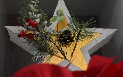Natale 2020 in casa di riposo Santa Brigida